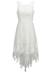 Chi Chi London Aerys Occasion Wear White