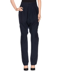 Noa Noa Casual Pants Dark Blue