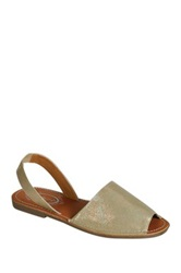 Refresh Clori Metallic Flat Sandal