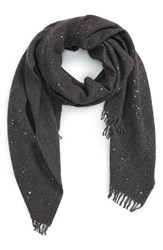 Fabiana Filippi Women's Metallic Alpaca And Wool Scarf