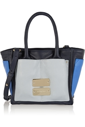 See By Chloa Nellie Small Color Block Leather Tote
