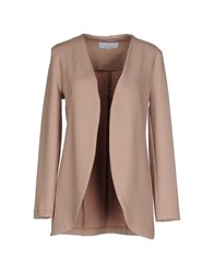 Kaos Jeans Suits And Jackets Blazers Women Beige