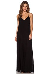 Indah Penda Pocket Maxi Dress Black