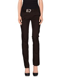 Miss Sixty Trousers Casual Trousers Women Cocoa