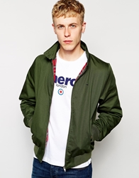 Merc Harrington Jacket Forest