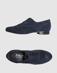 Naif Lace Up Shoes Dove Grey
