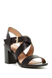 Restricted Kirby Strappy Heel Black