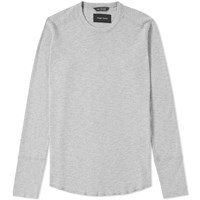 Wings Horns Base Long Sleeve Tee Grey