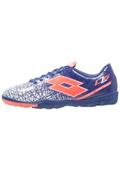 Lotto Zhero Gravity Viii 700 Tf Astro Turf Trainers Blu Red Blue