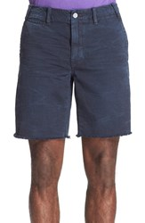 Men's Polo Ralph Lauren 'Maritime' Twill Chino Cutoff Shorts Aviator Navy