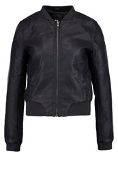 Only Onladele Bomber Jacket Black