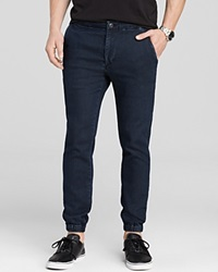Ag Adriano Goldschmied Jeans Rover Travel Knit Slim Fit Joggers In Mdv
