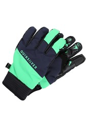 Quiksilver Method Gloves Andean Toucan Light Green