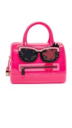 Furla Candy Gang Cookie Small Satchel Gloss