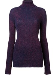 G.V.G.V. Glitter Knit Jumper Red