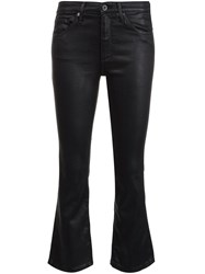 Ag Jeans Cropped Black