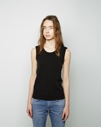 Organic By John Patrick Shell Tank Black