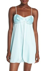 Women's Kate Spade New York Contrast Piping Satin Chemise Air