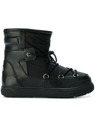 Moncler 'New Fanny' Boots Black