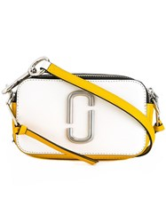 Marc Jacobs Small 'Snapshot' Camera Crossbody Bag White