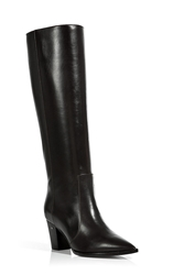 Laurence Dacade Leather Knee High Boots
