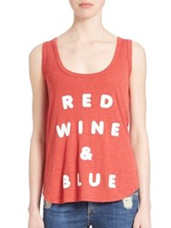 Wildfox Couture 4Th Of July Tank Top India