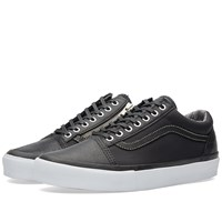Vans Vault X Highs And Lows Old Skool Zip Lx Black