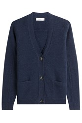 Closed Wool Cardigan Blue