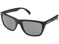 Suncloud Polarized Optics Standby Polarized Matte Black Frame Gray Polycarbonate Lenses Sport Sunglasses