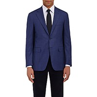 Canali Men's Capri Two Button Sportcoat Navy