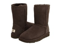 Ugg Classic Short Chocolate Men's Pull On Boots Brown