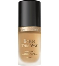 Too Faced Born This Way Foundation Golden