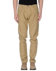 40Weft Casual Pants Beige