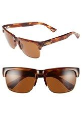 Electric Eyewear Women's Electric 'Knoxville Union' 55Mm Sunglasses Vintage Tortoise Bronze