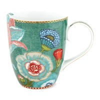 Pip Studio Spring To Life Mug Green Large