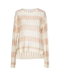 Axara Paris Sweaters Ivory