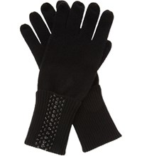 William Sharp Swarovski Cashmere Gloves 280