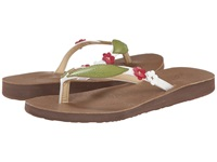 Scott Hawaii Honua White Women's Sandals