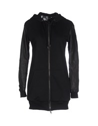 Diesel Topwear Sweatshirts Women Black