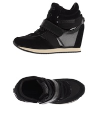 Calvin Klein Jeans High Tops And Trainers Black