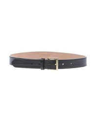 Rochas Belts Dark Brown