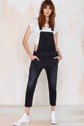 Nasty Gal Citizens Of Humanity Audrey Denim Overalls