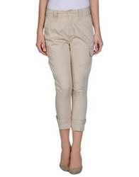 Guess By Marciano 3 4 Length Shorts Beige