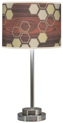 Jefdesigns Hex Table Lamp