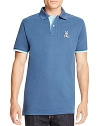 Psycho Bunny St. Lucia Classic Fit Polo Bluenote