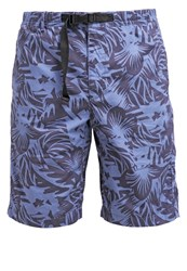 Gap Hiker Shorts Baja Blue Floral