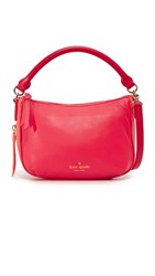 Kate Spade Mini Ella Cross Body Bag Crab Red Coral Sunset Parrot