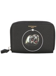 Givenchy Monkey Brothers Coin Purse Black