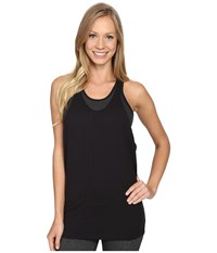 Lole Polina Tank Top Black Women's Sleeveless