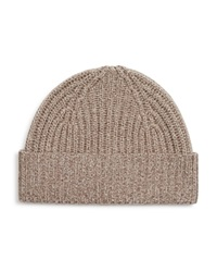 The Men's Store At Bloomingdale's Ribbed Wool Cashmere Beanie